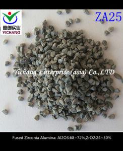 Abrasive Grade Zirconia Alumina pictures & photos