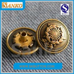 High End Metal Snap Button for EU Au Us Market