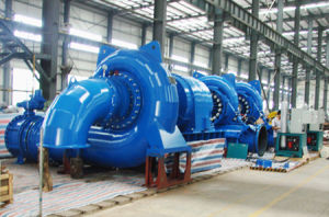 Hydro Turbine pictures & photos