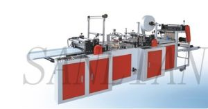 Diaper, Napkin Bag Making Machine (HB-600) pictures & photos
