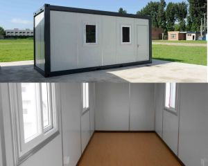Modular 20ft Container House Good Insulation
