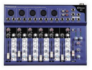 Audio Mixer F7
