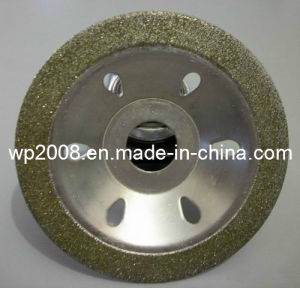 Diamond Grinding Plate for Semiconductors pictures & photos