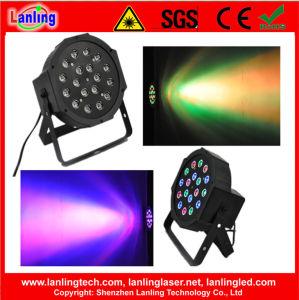 54W (18*3W) RGB Indoor LED PAR Light. pictures & photos