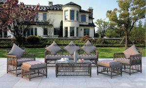 PE Patio Garden Wicker Outdoor Rattan Furniture pictures & photos