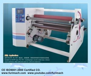 Rewinder Machine for Bubble Free BOPP Tape/Masking Tape Machine pictures & photos