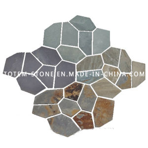 Natural Slate Paving Flagstone for Pavers, Walkway, Driveway, Patio, Garden pictures & photos