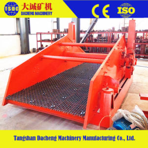 Hot Selling Electric Vibrating Screen Sieving Machine pictures & photos