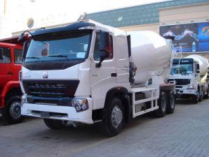 New 6X4 Concrete Mixer Truck pictures & photos