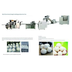 Multifunctional Dough Molding Production Line Food Equipment