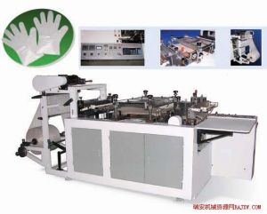 Disposable Plastic Glove Making Machine (DST-500) pictures & photos