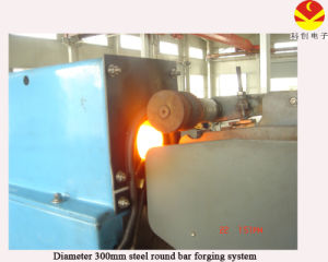Induction Forging Equipment for Round Bar Heating (XZ-160B)
