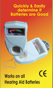 Hearing Aid Battery Tester pictures & photos