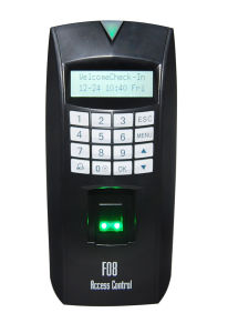 Fingerprint Access Control With Elegant Slim Design (F08) pictures & photos