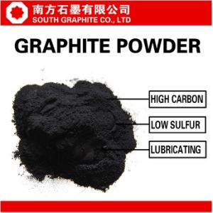 Oil Drilling Lubricant Graphite Material of -200mesh (FC50-60%)