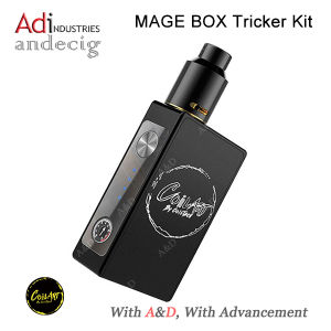 Coilart Mage Box Tricker Kit pictures & photos
