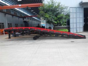 Loading Ramp-Hydraulic Control-Loading&Unloading Equipment for Container Using pictures & photos