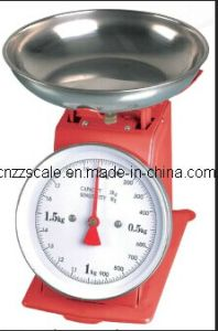Mechanical Spring Scale with Round Tray pictures & photos