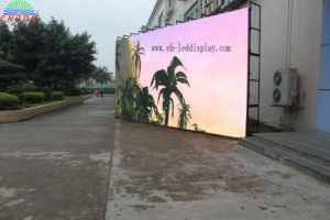 P10 SMD3535 LED Display Panel 640*640 Cabinet Size pictures & photos