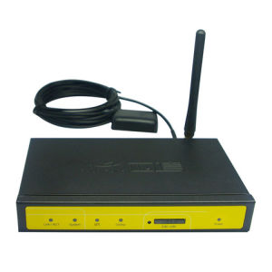 GPS GPRS Router for GPS Tracking Modem With Ethernet Port for Bus, Truck, Boat (F7123)