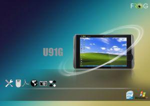 7inch Flat UMPC Laptop (U91G-A)