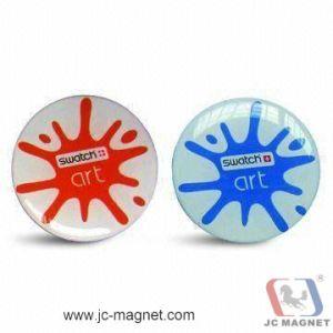 3D Resin Refrigerator Magnets (JM08-2) pictures & photos