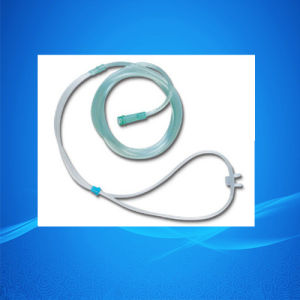 Disaposable, Medical Oxygen Nasal Cannula pictures & photos