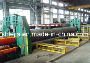 W11s-30x8000mm 3-Roller Plate Rolling Machine pictures & photos