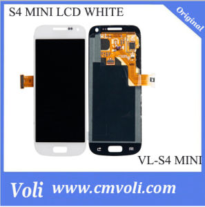 LCD Display for Samsung Galaxy S4 Mini I9195 I9190 White pictures & photos
