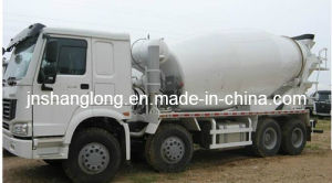 Sinotruk HOWO 10 M3 Cement Mixer Truck pictures & photos