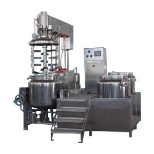 Vacuum Emulsifier (KRHA)