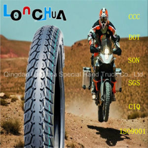 Popular Pattern Motorcycle Tire with Competitive Price and Quality (2.50-17) pictures & photos