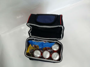 Double-Decker Cooler Box Travel Bag pictures & photos