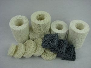 Casting Ceramic Magnesia/MGO Ceramic Foam Filter pictures & photos