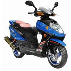 Gas Scooter (YL50QT-35D) pictures & photos
