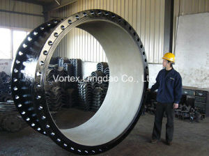 Ductile Iron Flange Pipe Fitting pictures & photos