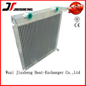 Effective Aluminum Air Cooled Plate Fin Heat Exchanger for Compactors