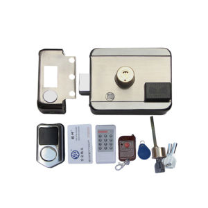 IC Smart Card Special Electronic Linkage Door Locks