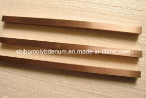 Tungsten Copper Alloy Rods pictures & photos