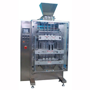 Liquid Packaging Machine Multi-Lane with Dxdm-Ls480 pictures & photos