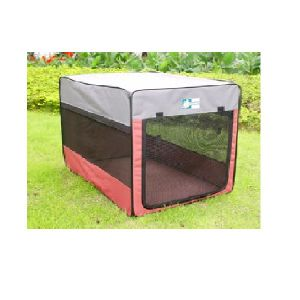 Rectangle Polyester Mesh Pet Tent (MW8003) pictures & photos