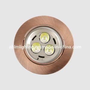 LED Downlight (AEL-106 RAB 3*1W)