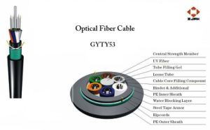 Optical Fiber Cable (GYTY 53)
