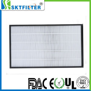 High Effieciency HEPA Air Filter for Air Conditioning pictures & photos