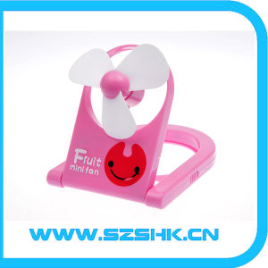 Portable Mini USB Fan/ Mini Table Fan