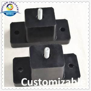 Floor Type Air Conditioner Rubber Vibration Damper pictures & photos