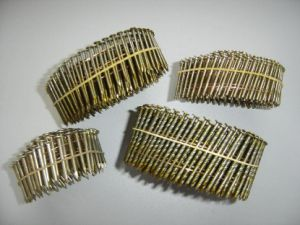 Coil Nail Cooper Welding Wire