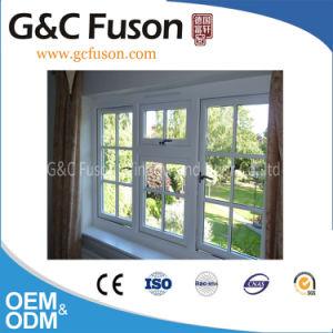 PVC Casement Window, Economic Window, Special Plastic Casement Window pictures & photos