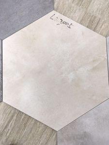 Building Material Ceramic Floor Rustic Tile Six Corners pictures & photos