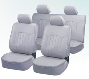 Silvery PVC Car Seat Cover Four All Seasons (BT2058) pictures & photos
